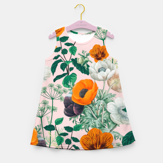 Thumbnail image of Wildflowers Girl's summer dress, Live Heroes