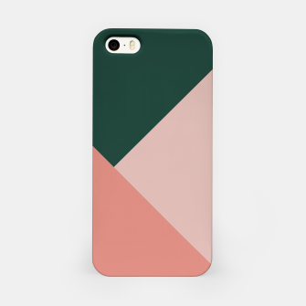 Thumbnail image of Geometric Summer Delight #1 #minimal #decor #art  iPhone-Hülle, Live Heroes