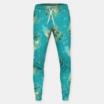 Miniatur Ghost Owls Sweatpants, Live Heroes
