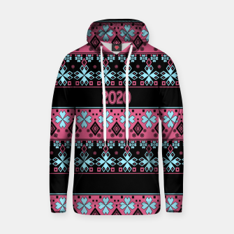 2020 , new year , ornament Hoodie thumbnail image