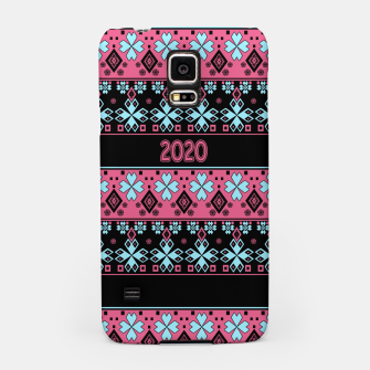 2020 , new year , ornament Samsung Case thumbnail image