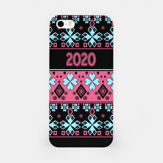 2020 , new year , ornament iPhone Case thumbnail image