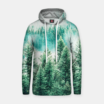 Thumbnail image of Forest and Fog Hoodie, Live Heroes