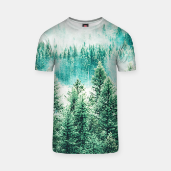 Thumbnail image of Forest and Fog T-shirt, Live Heroes
