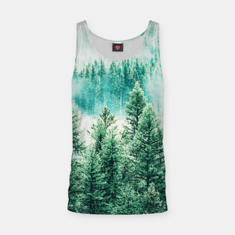 Thumbnail image of Forest and Fog Tank Top, Live Heroes