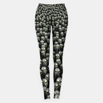 Thumbnail image of Army of Cthulhu Leggings, Live Heroes