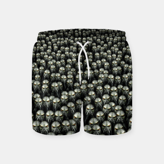 Thumbnail image of Army of Cthulhu Swim Shorts, Live Heroes