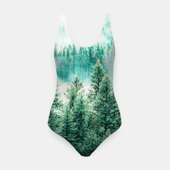 Thumbnail image of Forest and Fog Swimsuit, Live Heroes