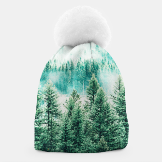 Thumbnail image of Forest and Fog Beanie, Live Heroes
