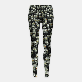 Thumbnail image of Army of Cthulhu Girl's leggings, Live Heroes