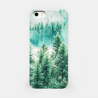 Thumbnail image of Forest and Fog iPhone Case, Live Heroes