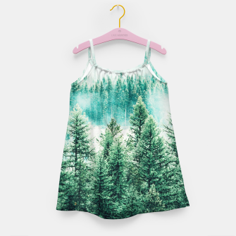 Thumbnail image of Forest and Fog Girl's dress, Live Heroes