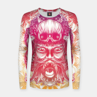 Thumbnail image of Oracle Gradient Women sweater, Live Heroes