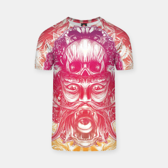 Thumbnail image of Oracle Gradient T-shirt, Live Heroes