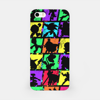 Thumbnail image of Super Smash Bros iPhone Case, Live Heroes