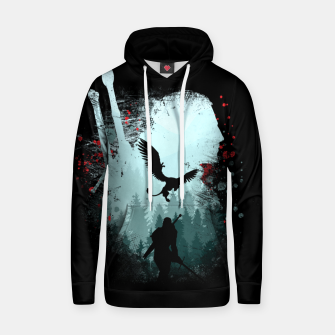 Thumbnail image of Silent Hunter - The Witcher Hoodie, Live Heroes