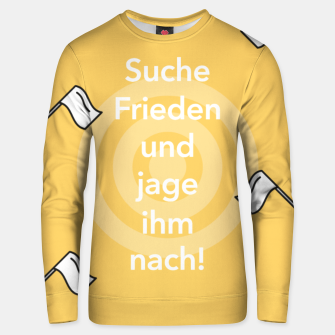 Thumbnail image of Jahreslosung 2019 Sweatshirt Pullover Unisex, Live Heroes