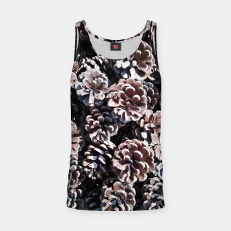Thumbnail image of Pine cones Tank Top, Live Heroes