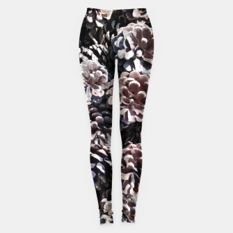 Thumbnail image of Pine cones Leggings, Live Heroes