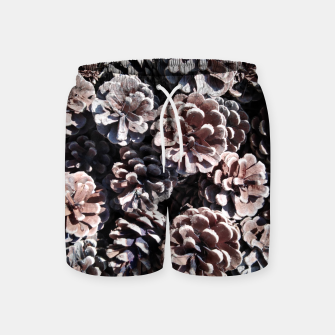 Thumbnail image of Pine cones Swim Shorts, Live Heroes