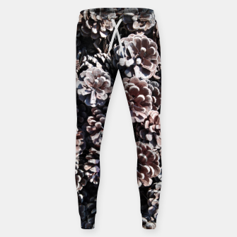 Thumbnail image of Pine cones Sweatpants, Live Heroes