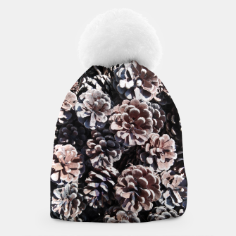 Thumbnail image of Pine cones Beanie, Live Heroes