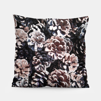 Thumbnail image of Pine cones Pillow, Live Heroes