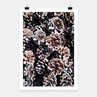 Thumbnail image of Pine cones Poster, Live Heroes
