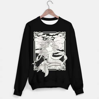 Miniaturka Sailors Beware The Voice Of The Sea Sweater regular, Live Heroes