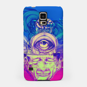 Thumbnail image of Where is my mind glitch? Samsung Case, Live Heroes