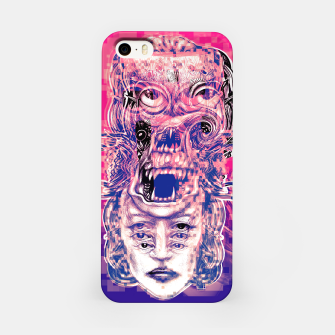 Thumbnail image of Vision Glitch iPhone Case, Live Heroes