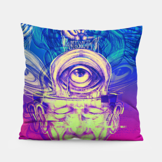 Thumbnail image of Where is my mind glitch? Pillow, Live Heroes