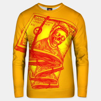 Thumbnail image of Dollars Unisex sweater, Live Heroes