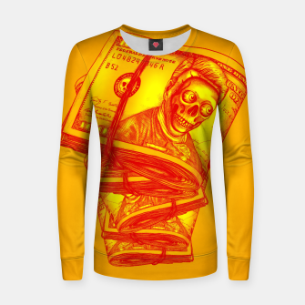 Thumbnail image of Dollars Women sweater, Live Heroes