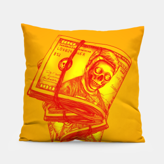 Thumbnail image of Dollars Pillow, Live Heroes