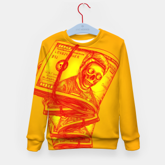 Thumbnail image of Dollars Kid's sweater, Live Heroes