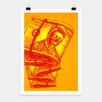 Thumbnail image of Dollars Poster, Live Heroes