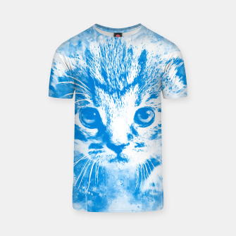 Thumbnail image of baby cat wswb T-shirt, Live Heroes