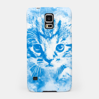 Thumbnail image of baby cat wswb Samsung Case, Live Heroes
