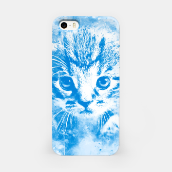 Thumbnail image of baby cat wswb iPhone Case, Live Heroes