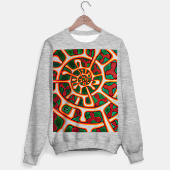Thumbnail image of AROMA SPIRAL Sweater regular, Live Heroes