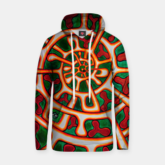 Thumbnail image of AROMA SPIRAL Hoodie, Live Heroes