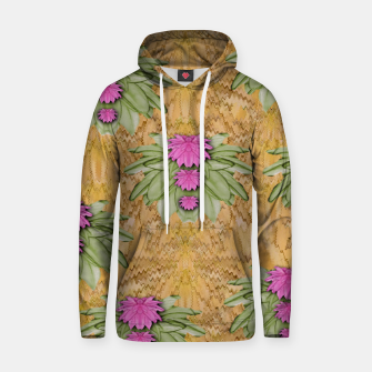 Thumbnail image of lotus bloom in the sacred soft warm sea of love Hoodie, Live Heroes