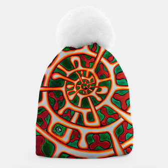 Thumbnail image of AROMA SPIRAL Beanie, Live Heroes