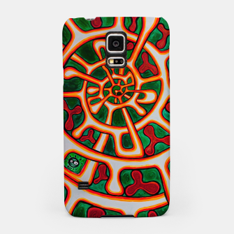 Thumbnail image of AROMA SPIRAL Samsung Case, Live Heroes