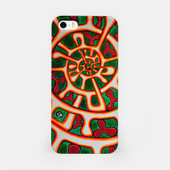 Thumbnail image of AROMA SPIRAL iPhone Case, Live Heroes