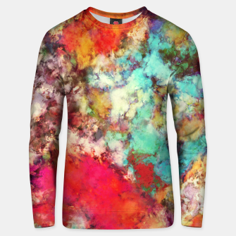 Thumbnail image of Jaw dropper Unisex sweater, Live Heroes