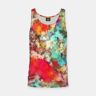 Thumbnail image of Jaw dropper Tank Top, Live Heroes