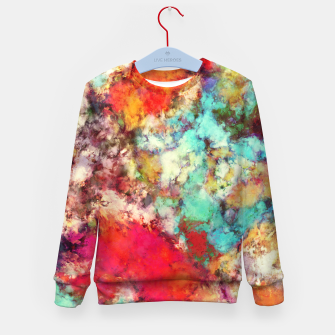 Thumbnail image of Jaw dropper Kid's sweater, Live Heroes