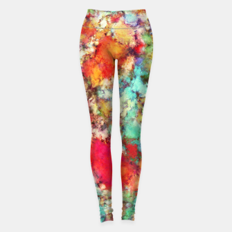Thumbnail image of Jaw dropper Leggings, Live Heroes
